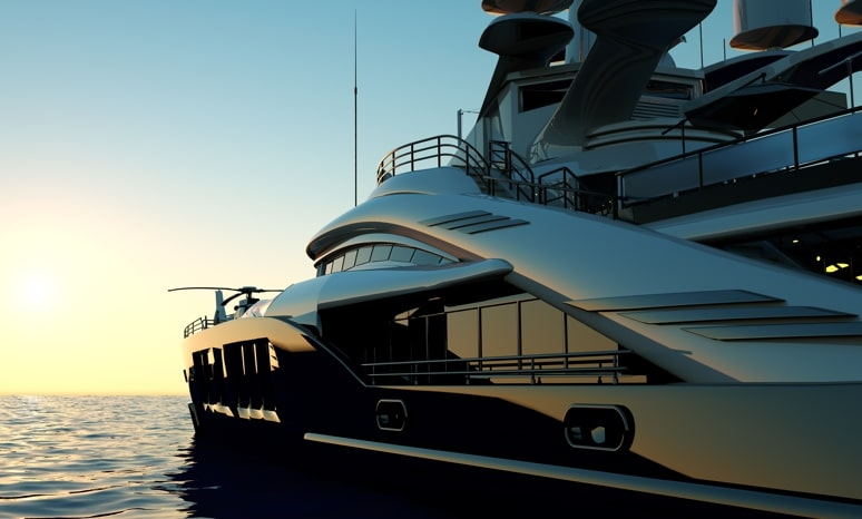 why build the yacht of your dreams with Olympic Marine?